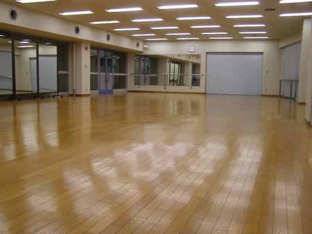 日本ガイシスポーツプラザ 軽運動室