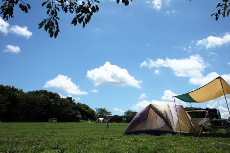 成田ゆめ牧場オートキャンプ場