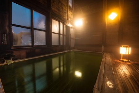 翡翠色の湯 熊の湯温泉 熊の湯ホテル