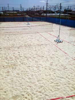 オールサムズビーチスポーツパーク
