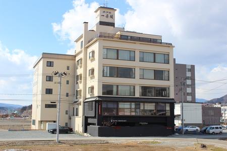 気仙沼 ホテル一景閣