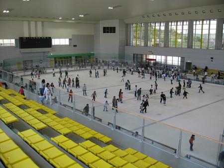 モリコロパーク・アイススケート場