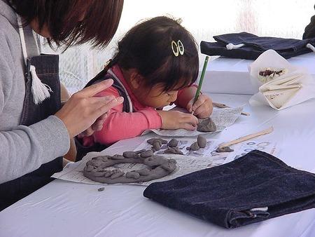 深大寺陶芸教室