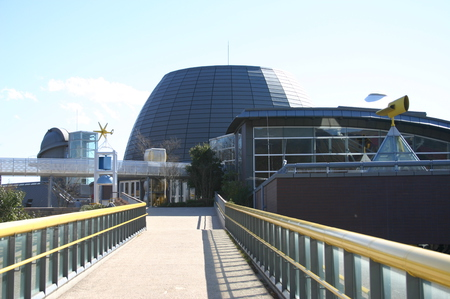 山梨県立科学館