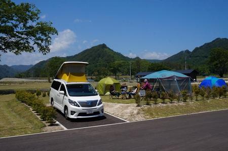 明戸キャンプ場