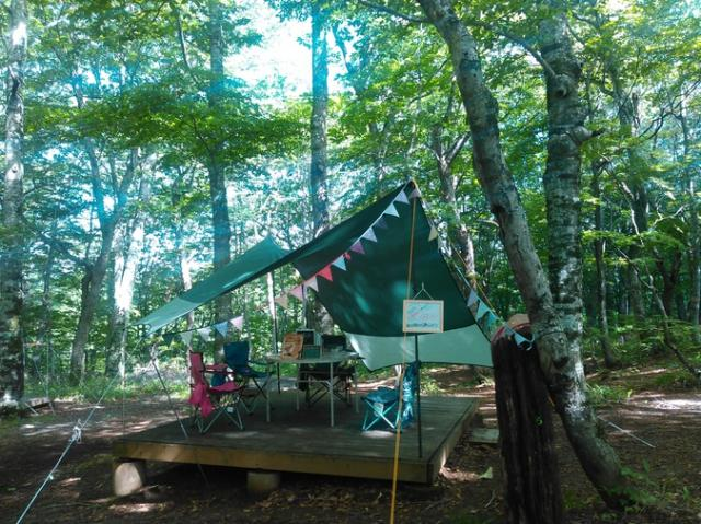 たんばら森林キャンプ場