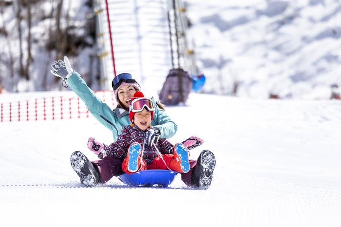 ふじてんスノーリゾート 冬季シーズン