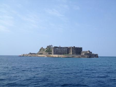 端島(軍艦島)