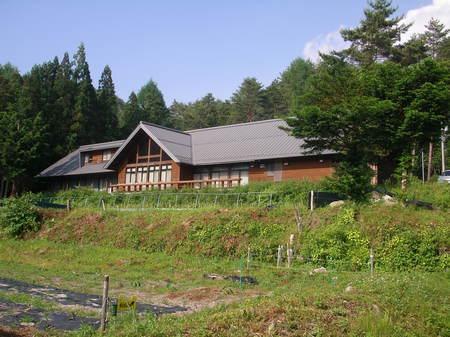 長野県南信州 宿泊施設 なみあい遊楽館