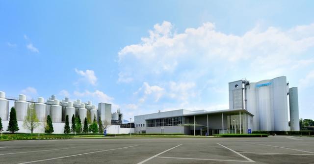 サントリー九州熊本工場