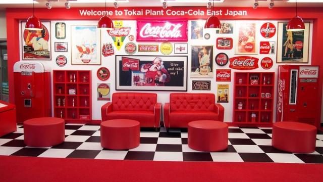 コカ・コーラ ボトラーズジャパン 東海工場