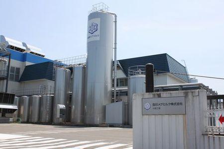 雪印メグミルク 大樹工場