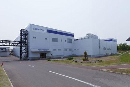雪印メグミルク なかしべつ工場