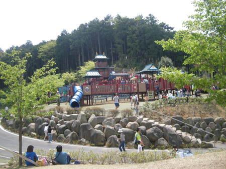 小田原こどもの森公園わんぱくらんど