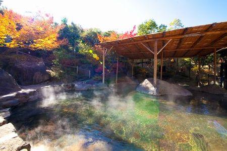 八面山金色温泉