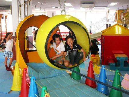 神戸市総合児童センター こべっこランド