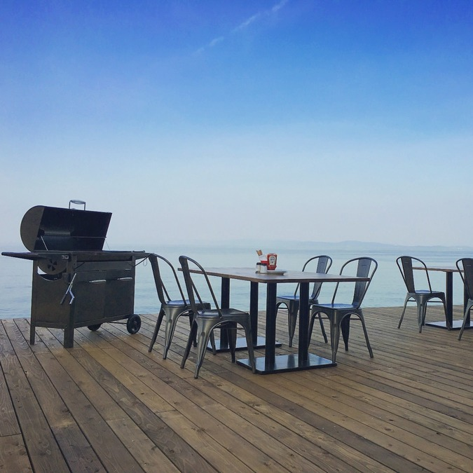 AWAJI TT House Ⅱ PACIFIC OVER SEAS BBQ&diner