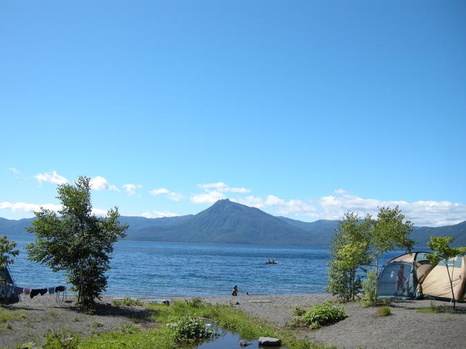 キャンプ 場 湖 支笏 支笏湖の2大キャンプ場のモラップキャンプ場と美笛キャンプ場を紹介