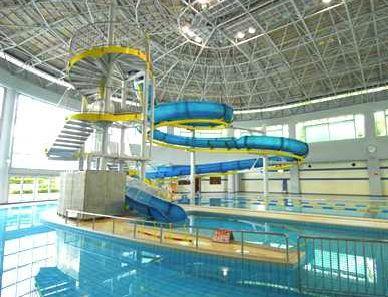横浜市西スポーツセンター -
