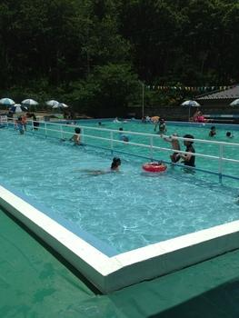 つつじヶ崎温泉プール