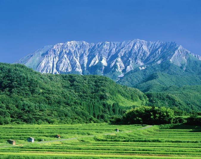 休暇村 奥大山