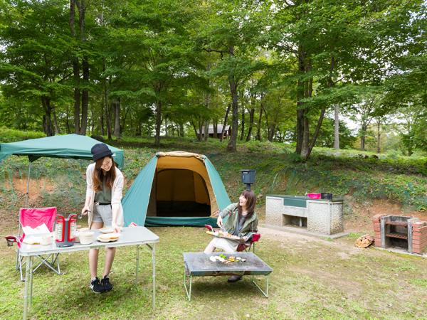 くぬぎの森キャンプ場