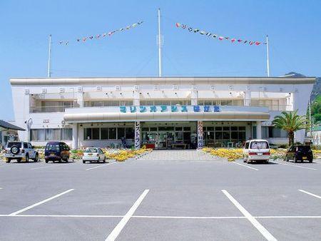 道の駅 伯方S・Cパーク(マリンオアシスはかた)