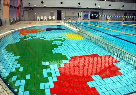 熊谷さくら運動公園 屋内プール