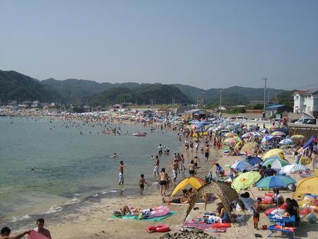 浴場 2020 千葉 県 海水