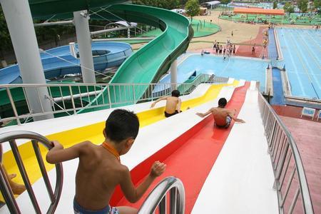 加須はなさき水上公園プール