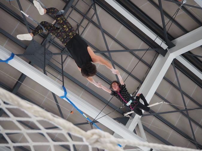 Fly'nFit trapeze studio