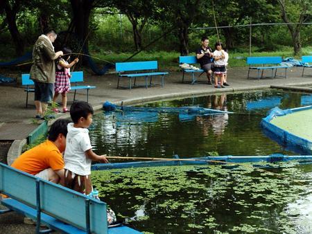 滋賀県南郷水産センター