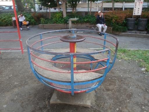 大久保三角公園