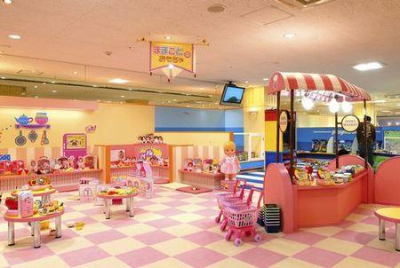 おもちゃ王国・おもちゃ大使館