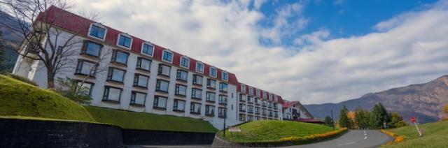 リゾートパークホテルオニコウベ