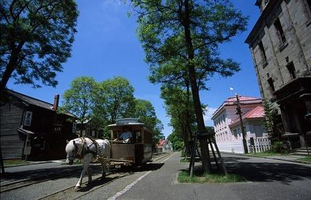 野外博物館北海道開拓の村
