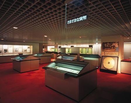 日本銀行金融研究所貨幣博物館
