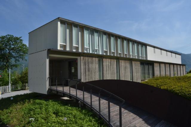 香美市立やなせたかし記念館 詩とメルヘン絵本館
