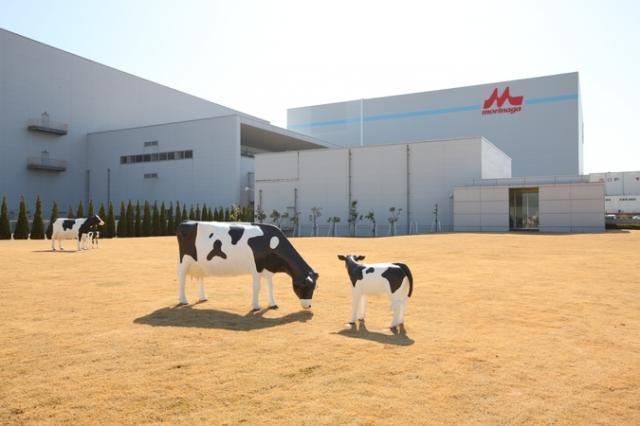 森永乳業 神戸工場