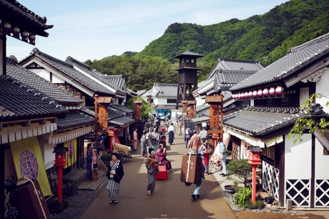 EDO WONDERLAND 日光江戸村(江戸ワンダーランド 日光江戸村)