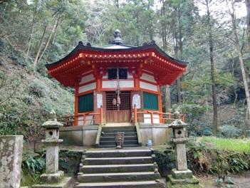 石山観音寺