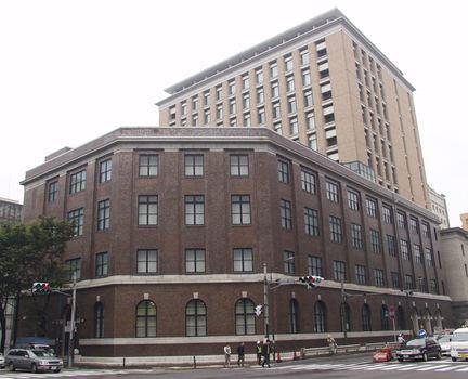 横浜都市発展記念館