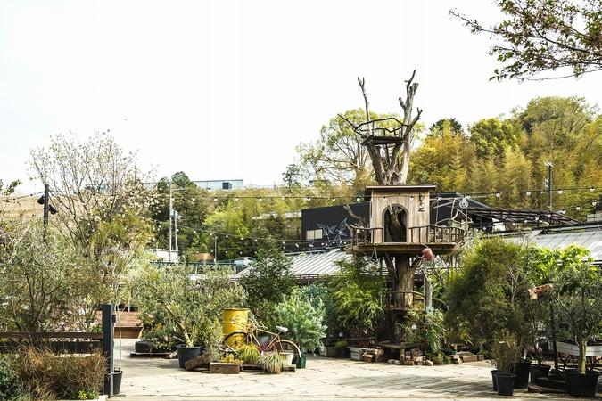 Garden Centre: The Farm UNIVERSAL OSAKA(ザ ファーム ユニバーサル オオサカ