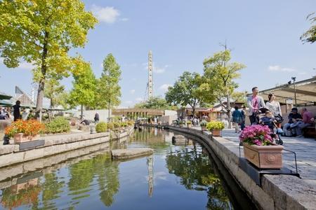 河川環境楽園 オアシスパーク
