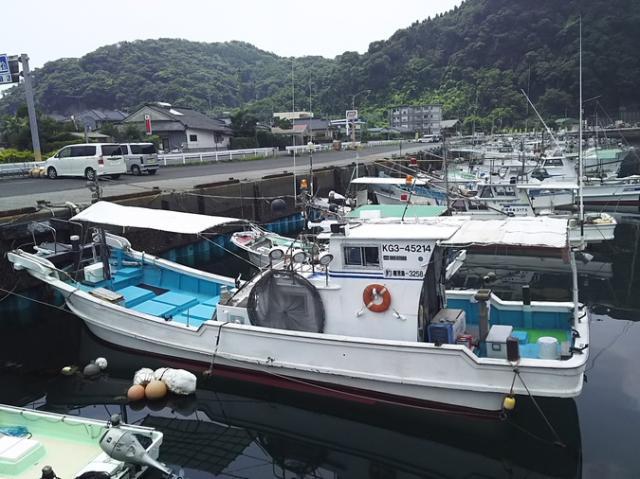 釣り体験手配 七宝