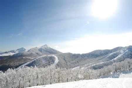星野リゾート 裏磐梯猫魔スキー場