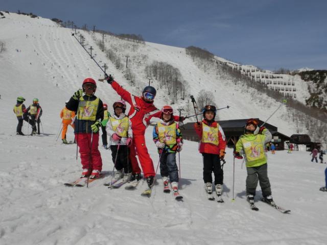 白馬八方尾根スキースクール