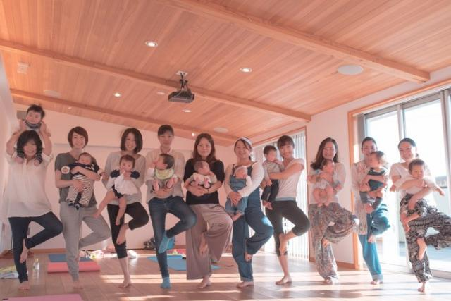 Zushi yoga Traditional ママヨガ (逗子ヨガトラディショナルママヨガ)