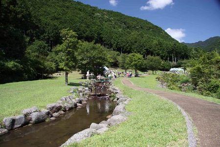 水と緑の杜公園