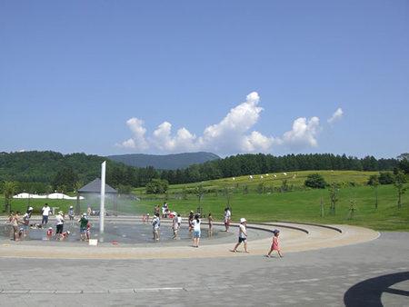 北海道立サンピラーパーク